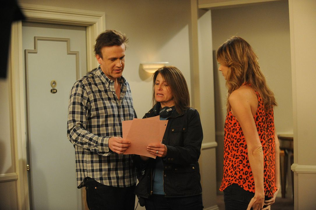 HIMYM- Behind the scenes- Slapsgiving (4) - Bildquelle:  CBS Broadcasting, Inc. All rights reserved