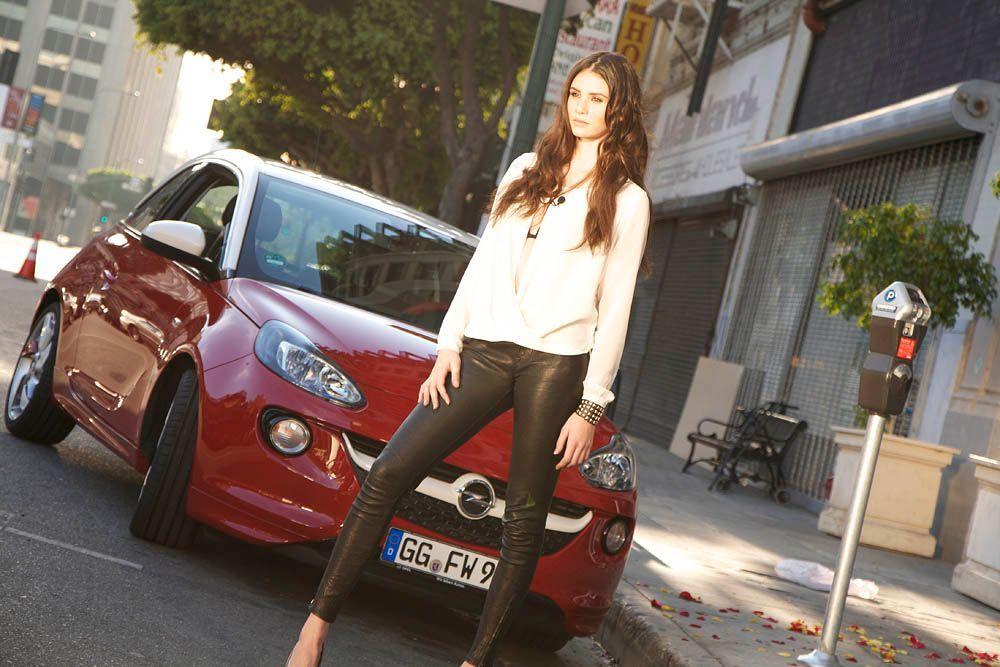 GNTM-Stf09-Epi11-Opel-Casting-051-ProSieben - Bildquelle: ProSieben