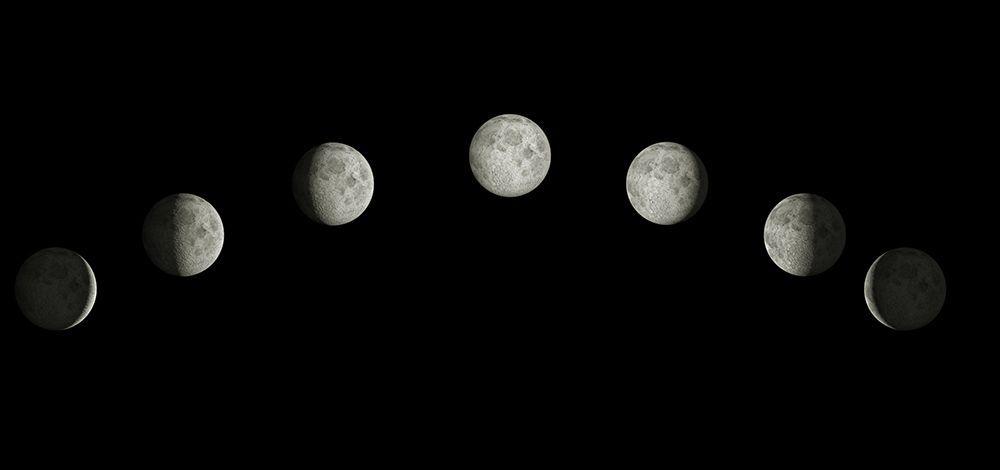 Mond - Bildquelle: GettyImages (Still)*