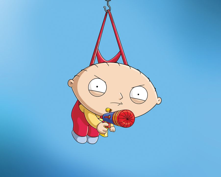 (14. Staffel) - Möchte die Weltherrschaft an sich reißen: Stewie Griffin ... - Bildquelle: 2015-2016 Fox and its related entities.  All rights reserved.