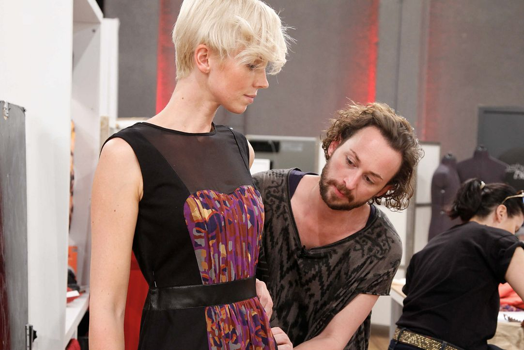 Fashion-Hero-Epi08-Atelier-17-Richard-Huebner-ProSieben - Bildquelle: Pro7 / Richard Hübner