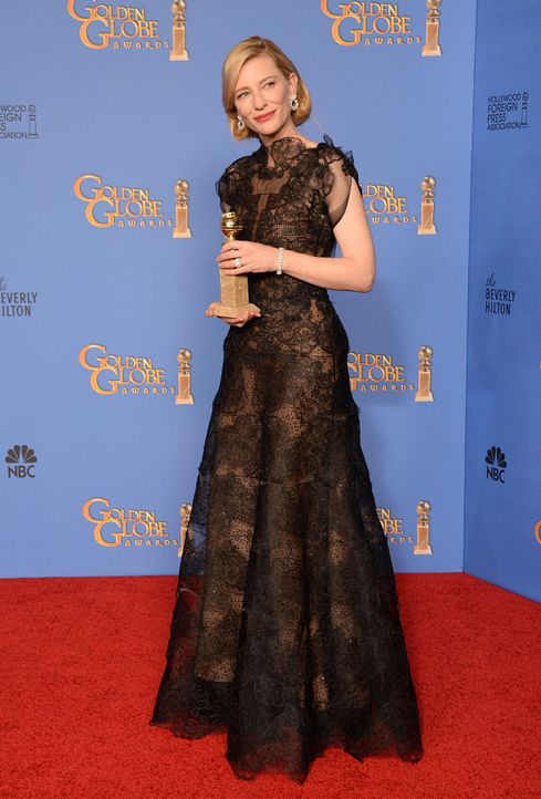 Cate-Blanchett-140112-AFP - Bildquelle: AFP