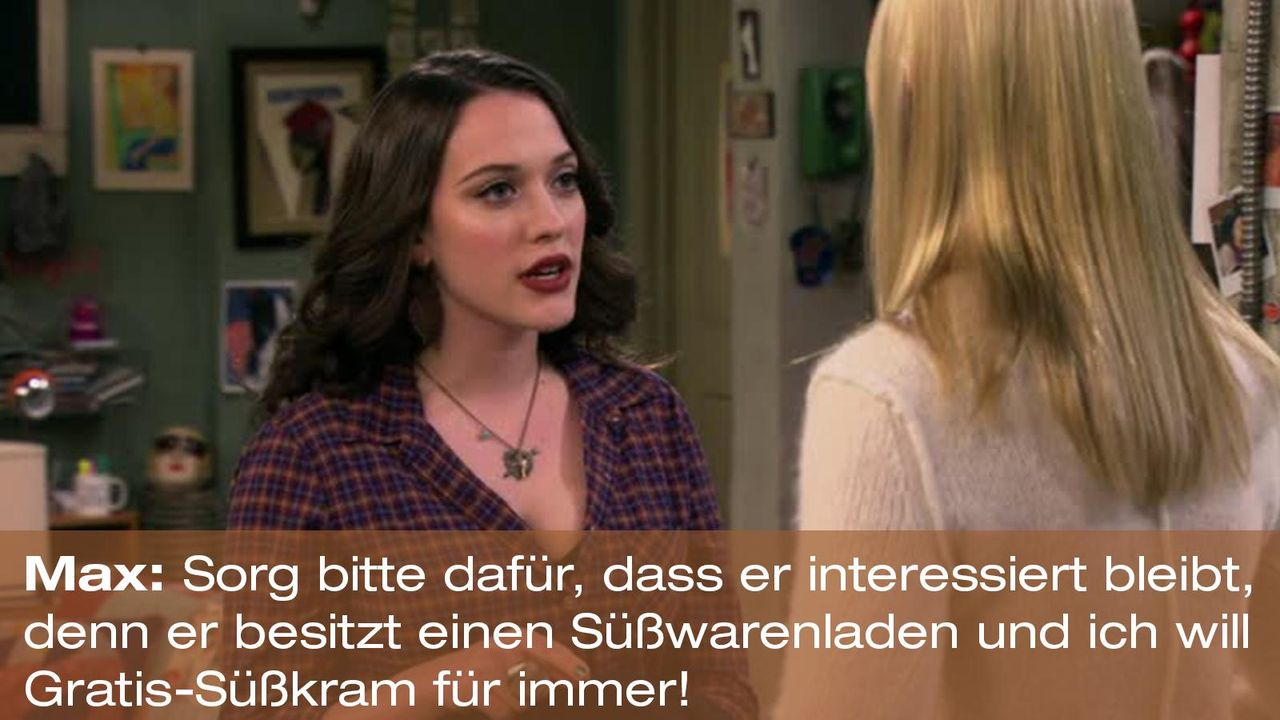 2-broke-girls-zitat-quote-staffel2-episode7-candy-andy-dandy-max-suesskram-warnerpng 1600 x 900 - Bildquelle: Warner Brothers Entertainment Inc.