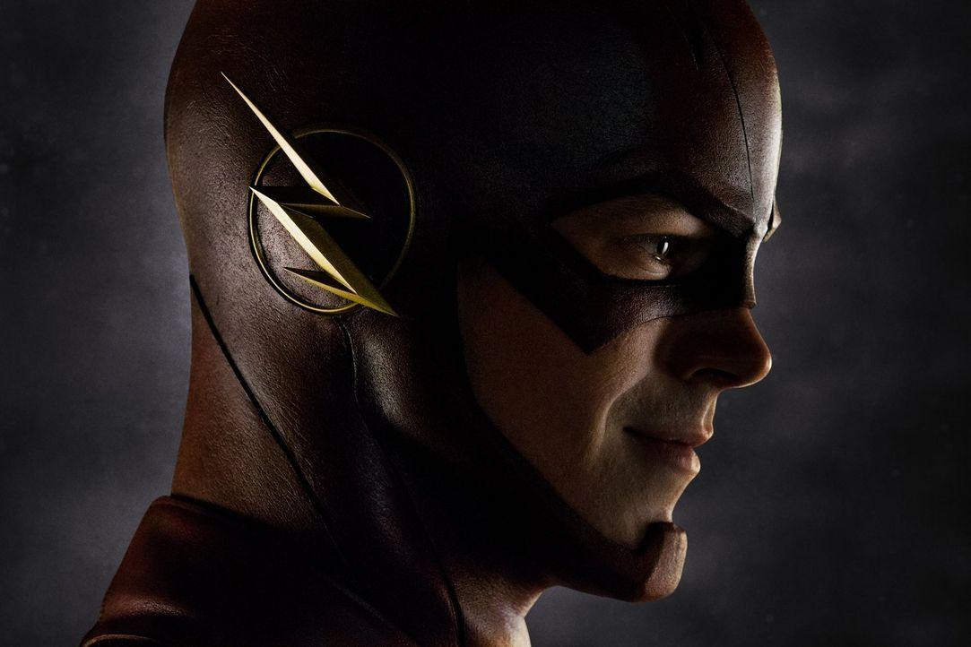 (1. Staffel) - Als der intelligente Wissenschaftler Barry Allen (Grant Gustin) nach einem Unfall in den STAR Labs aus dem Koma erwacht, ist er plötz... - Bildquelle: Warner Brothers.