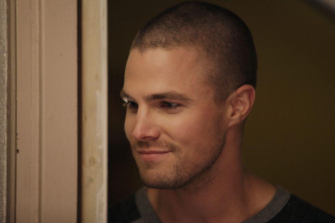 Würde gerne einen Schritt weiter in der Beziehung mit Violet gehen: Scott (Stephen Amell) ... - Bildquelle: ABC Studios
