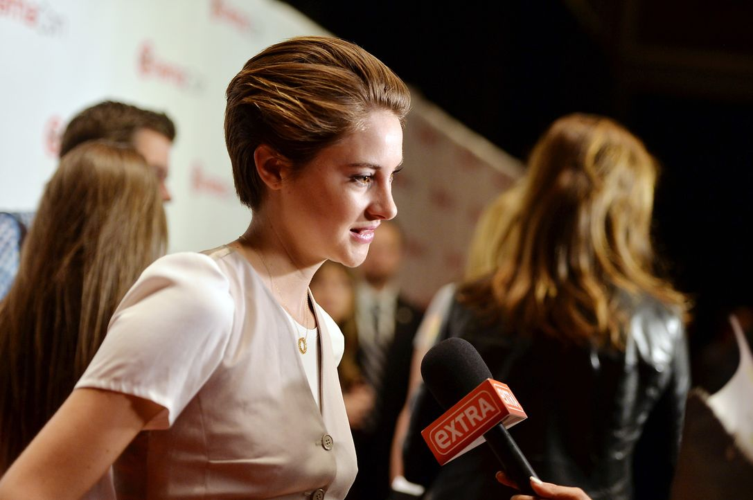 Shailene-Woodley-140327-5-getty-AFP - Bildquelle: getty-AFP