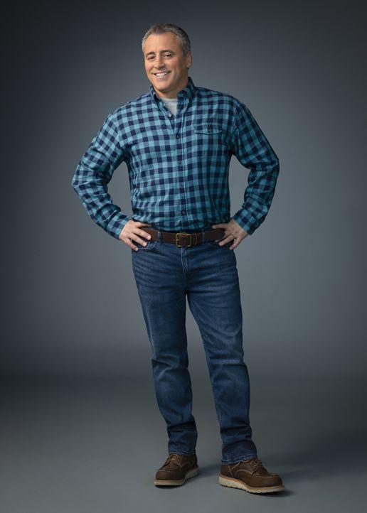 (4. Staffel) - Adam Burns (Matt LeBlanc) - Bildquelle: Matthias Clamer 2019 CBS Broadcasting Inc. All Rights Reserved. / Matthias Clamer