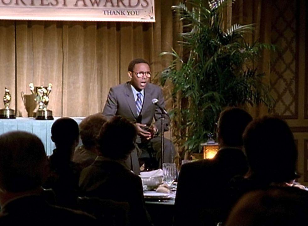 Stevie (Craig Lamar Taylor, M.) bekommt einen Höflichkeits-Preis verliehen ... - Bildquelle: TM &  2005 - 2006 Twentieth Century Fox Film Corporation and Regency Entertainment (USA), Inc.
