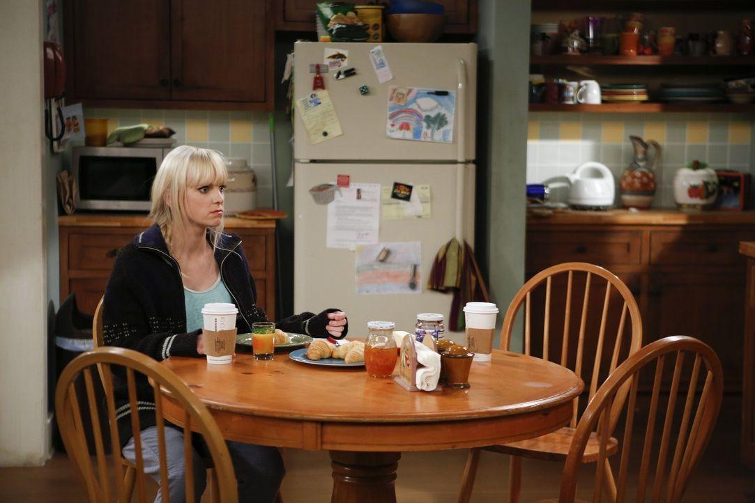 Überraschenderweise ist Bonnie schon ganz früh aufgestanden, hat Roscoe gewaschen, angezogen und zur Schule geschickt und ein perfektes Frühstück fü... - Bildquelle: Warner Brothers Entertainment Inc.
