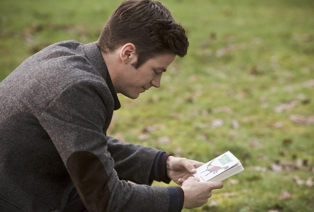 In der Sphäre, in der Barry (Grant Gustin) gefangen ist, lernt er einiges über seine Kräfte und seine Bestimmung, während sich das Team um ein Metaw... - Bildquelle: Warner Bros. Entertainment, Inc.
