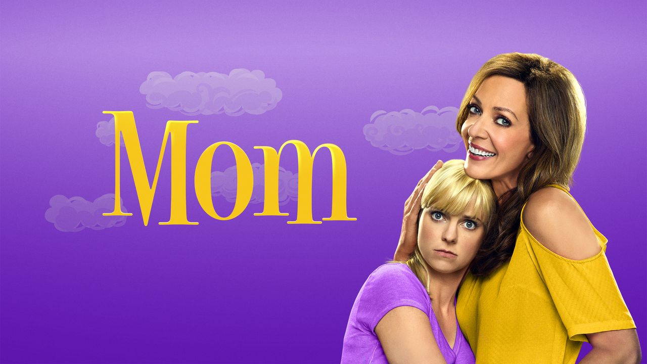 (7. Staffel) - Mom - Artwork - Bildquelle: Warner Bros.