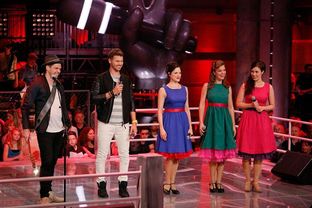 TVOG-Stf05-Epi-12-Oscar-Die Ladys-Heidi-Hellen-Luise-04-SAT1-ProSieben-Richard-Huebner