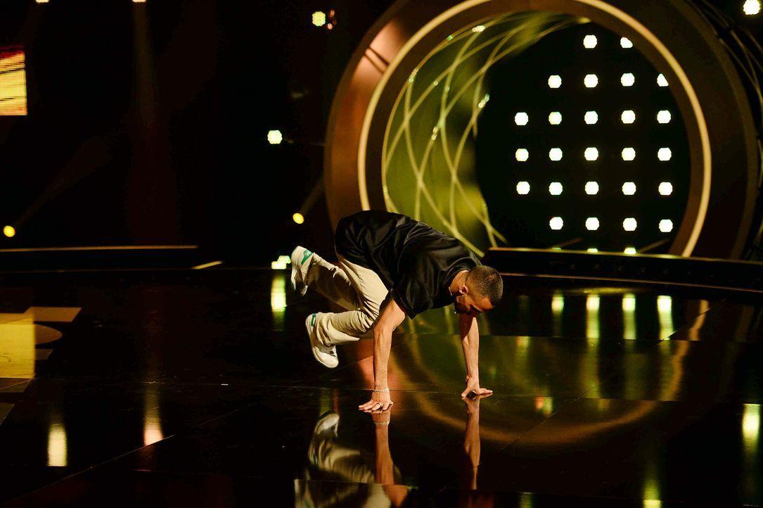 Got-To-Dance-Majid-05-SAT1-ProSieben-Willi-Weber - Bildquelle: SAT.1/ProSieben/Willi Weber