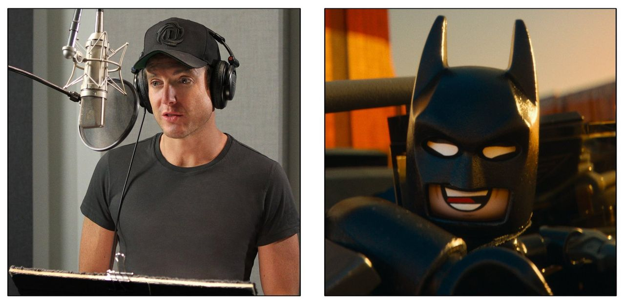 Will Arnett leiht im Original seine Stimme Batman - Bildquelle: 2014 Warner Brothers