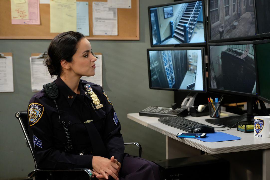 Amy Santiago (Melissa Fumero) - Bildquelle: John P. Fleenor 2019 UNIVERSAL TELEVISION LLC. All rights reserved. / John P. Fleenor