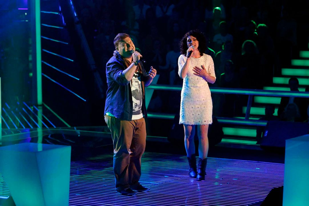 battle-michael-h-hannah-04-the-voice-of-germany-huebnerjpg 1775 x 1184 - Bildquelle: SAT.1/ProSieben/Richard Hübner
