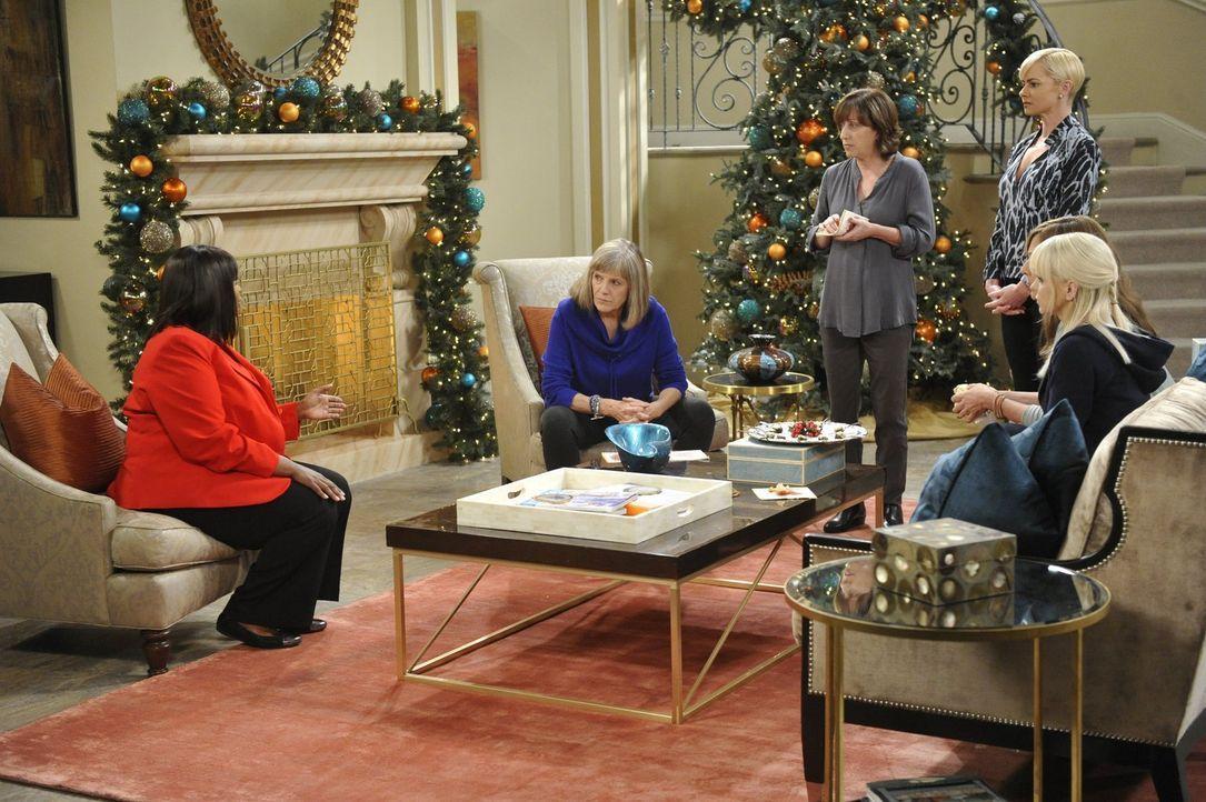 Ein Weihnachtsfest ganz nüchtern verbringen? Ob Regina (Octavia Spencer, l.), Marjorie (Mimi Kennedy, 2.v.l.), Wendy (Beth Hall, 3.v.l.), Jill (Jaim... - Bildquelle: 2015 Warner Bros. Entertainment, Inc.