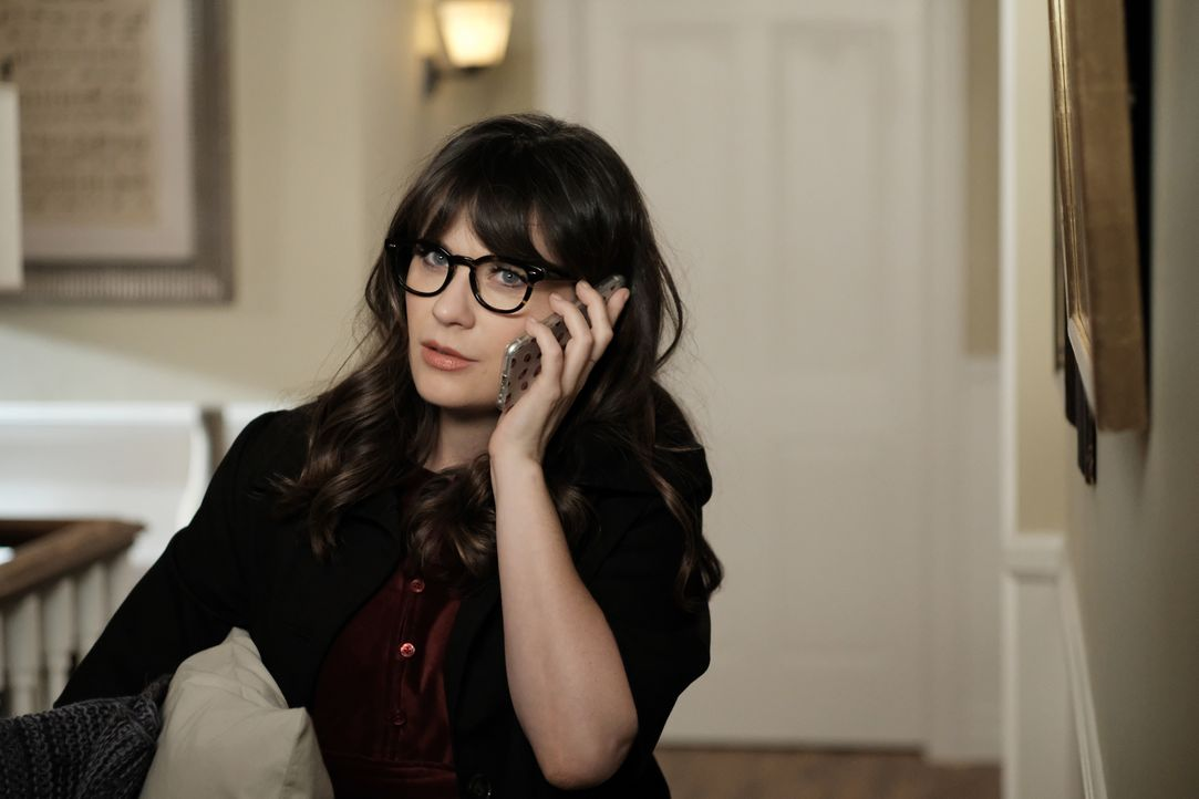 Kann Jess (Zooey Deschanel) tatsächlich vor ihren Gefühlen für Nick weglaufen? - Bildquelle: Ray Mickshaw 2017 Fox and its related entities. All rights reserved. / Ray Mickshaw