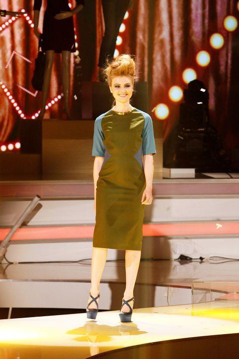 Fashion-Hero-Epi02-Gewinneroutfits-Yvonne-Warmbier-01-ASOS-Richard-Huebner-TEASER - Bildquelle: ProSieben / Richard Huebner