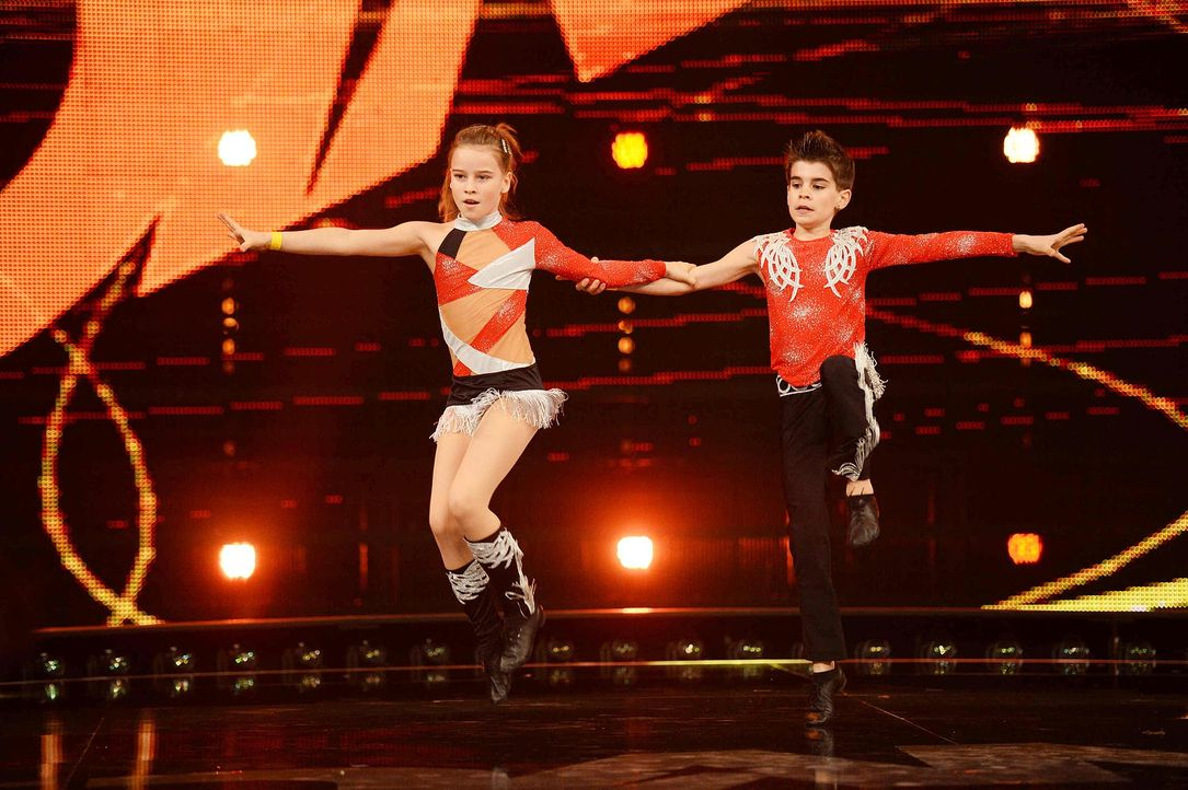 Got-To-Dance-Cecilia-David-09-SAT1-ProSieben-Willi-Weber - Bildquelle: SAT.1/ProSieben/Willi Weber