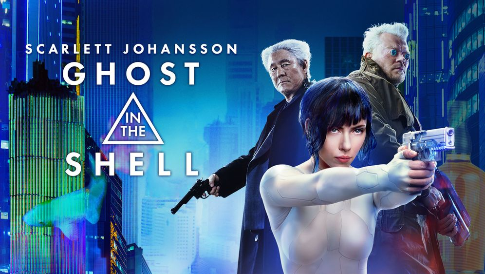 Ghost in the Shell - Bildquelle: 2017 Paramount Pictures. All Rights Reserved.