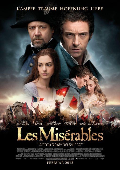 LesMiserables_Universal - Bildquelle: Universal Pictures
