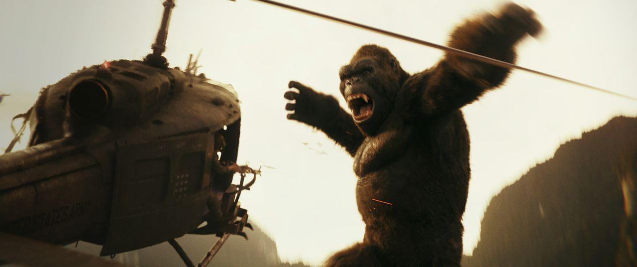 Kong (Terry Notary) - Bildquelle: Warner Bros.