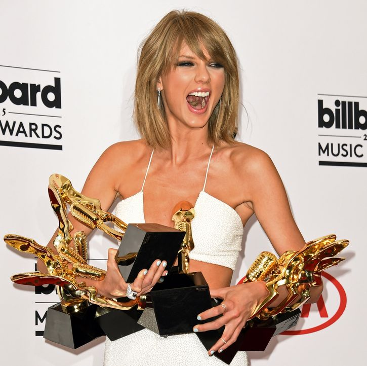 Billboard-Awards-150517-Swift-17-getty-AFP - Bildquelle: getty-AFP