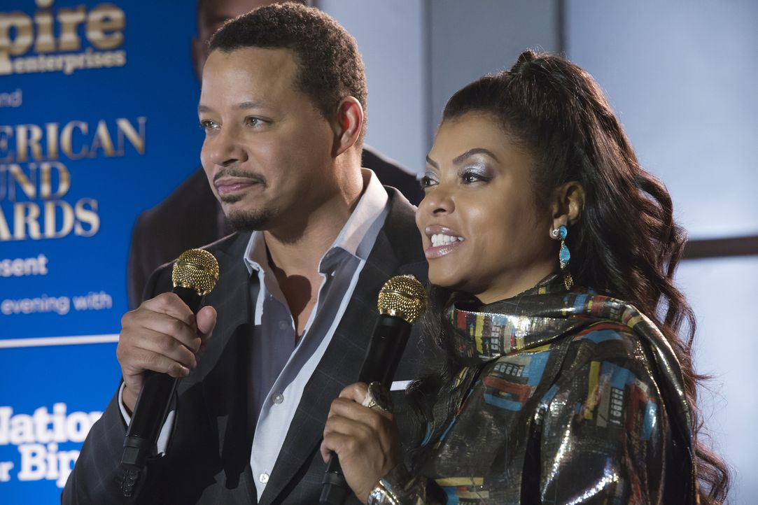 Während Lucious (Terrence Howard, l.) und Cookie (Taraji P. Henson, r.) zusammenarbeiten, erfährt Andre, dass seine Großmutter noch lebt. Ein Streit... - Bildquelle: Chuck Hodes 2015-2016 Fox and its related entities.  All rights reserved.