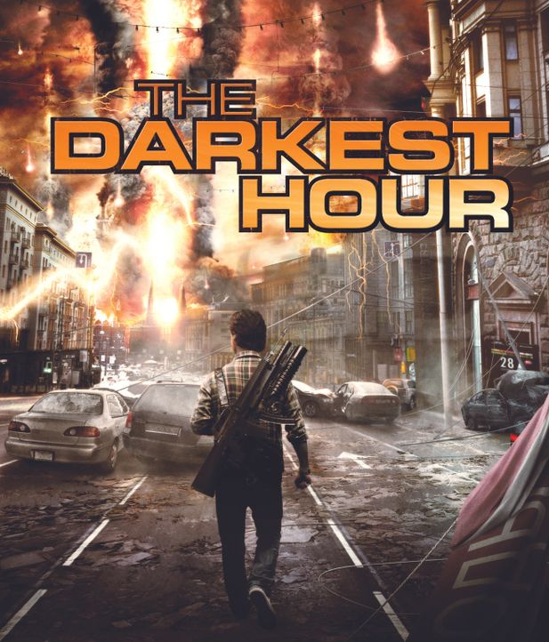 THE DARKEST HOUR - Artwork - Bildquelle: 2011 Monarchy Enterprises S.a.r.l. and Summit Entertainment,