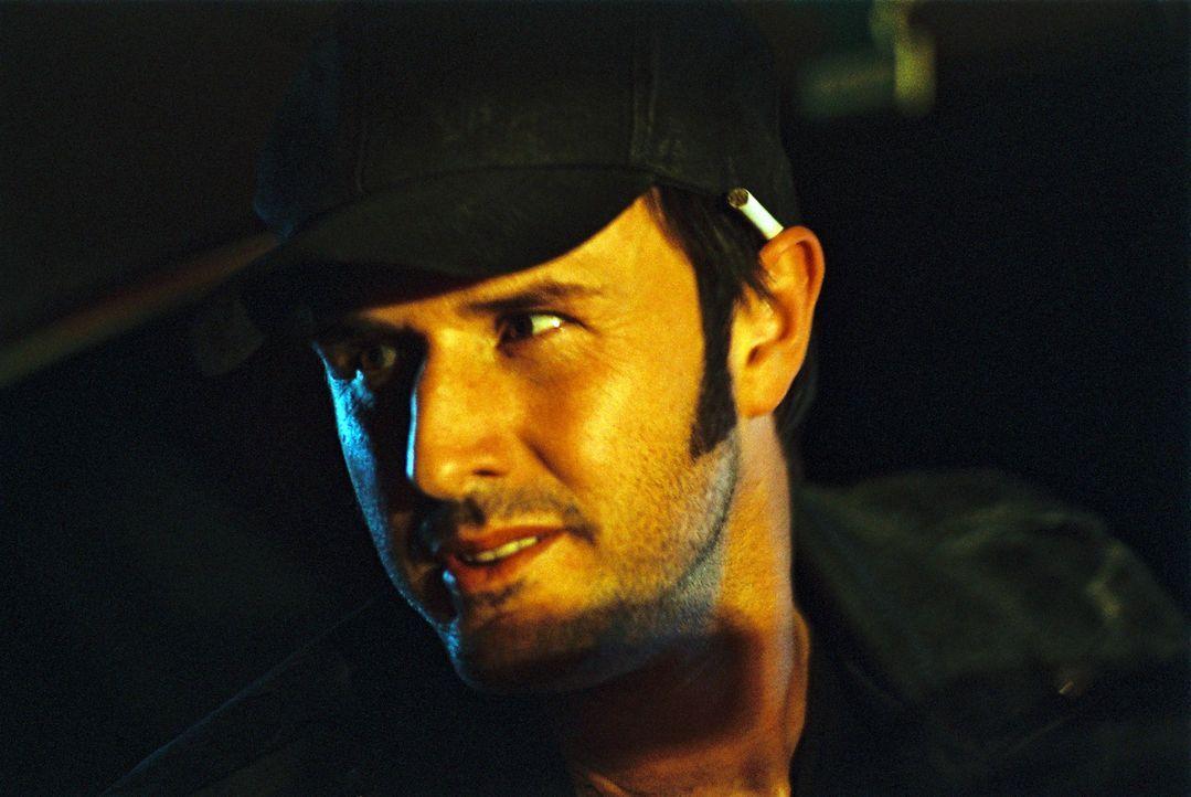 Der Fahrer des Mustangs, George Staub (David Arquette), ist bereist gestorben, dennoch muss er noch eine Aufgabe auf Erden erfüllen: Er muss einen... - Bildquelle: ApolloMedia