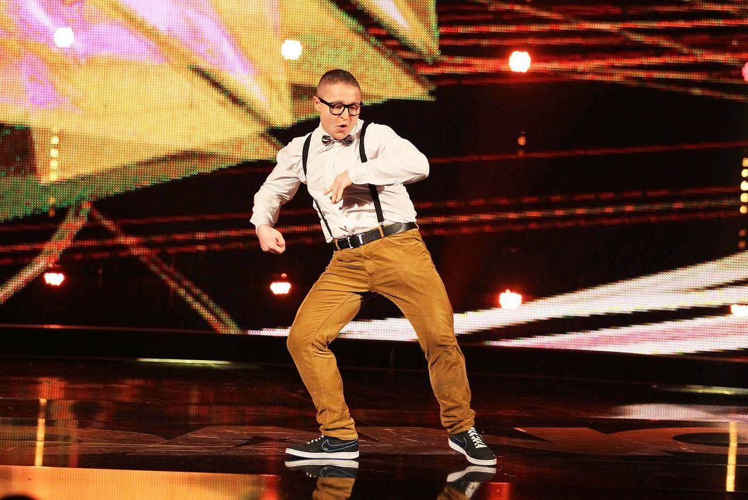 Got-To-Dance-Eduard-Albrecht-02-SAT1-ProSieben-Guido-Engels - Bildquelle: SAT.1/ProSieben/Guido Engels