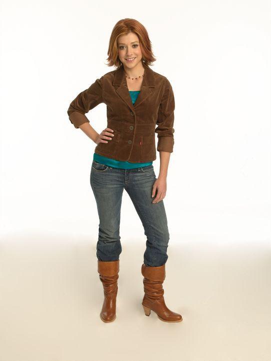 (1. Staffel) - Wie es früher war: Was hat Lily (Alyson Hannigan) gedacht, wie hat sie gelebt, was war ihr wichtig ... - Bildquelle: 20th Century Fox International Television