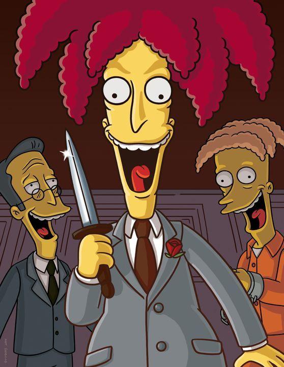Die Simpsons wollen zu einer Restauranteröffnung gehen. Dort angekommen müssen sie jedoch feststellen, dass das Restaurant in Wirklichkeit gar nic... - Bildquelle: und TM Twentieth Century Fox Film Corporation - Alle Rechte vorbehalten