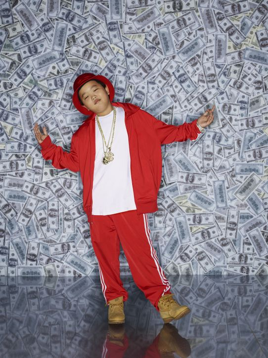 (1. Staffel) - Eddie (Hudson Yang), der älteste Sohn von Familie Huang, liebt Hip-Hop, verehrt Rapper und versucht, sich in der amerikanischen Kultu... - Bildquelle: 2015 American Broadcasting Companies. All rights reserved.