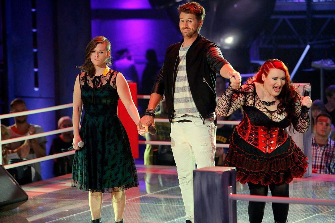 TVOG-Stf05-Epi-11-Sabrina-Sarah-01-SAT1-ProSieben-Richard-Huebner