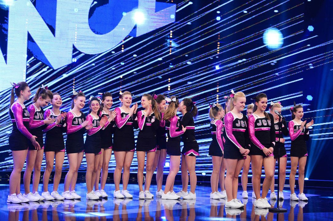 Got-To-Dance-Juicy-Chrystals-Cheerleader-06-SAT1-ProSieben-Willi-Weber - Bildquelle: SAT.1/ProSieben/Willi Weber