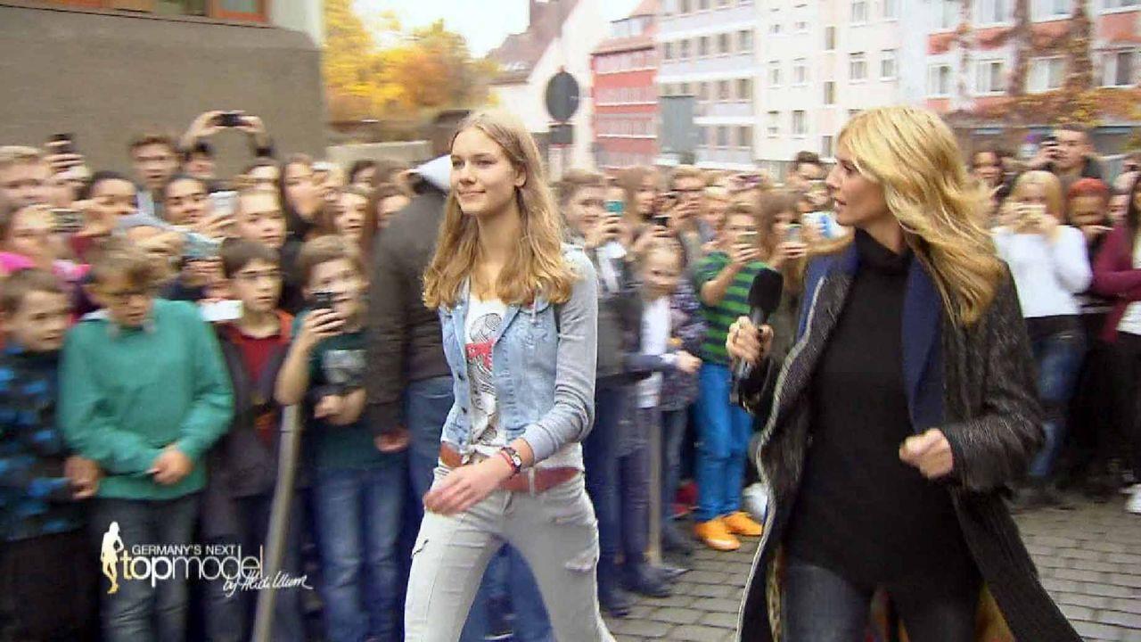 GNTM-10-Sendung02_056 - Bildquelle: ProSieben