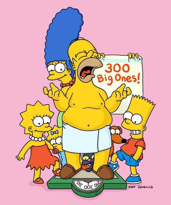 (14. Staffel) - Familie Simpson feiert die 300 Episode ... - Bildquelle: und TM Twentieth Century Fox Film Corporation - Alle Rechte vorbehalten