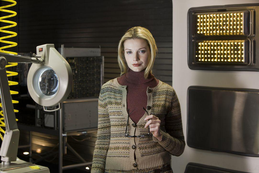 Kann Connor April (Janice Byrne) wirklich vertrauen? - Bildquelle: ITV Plc