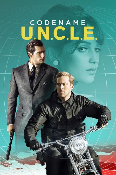 Condename U.N.C.L.E. - Artwork - Bildquelle: Warner Bros.