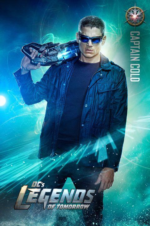 (1. Staffel) - Etwas Gutes tun und die Welt retten? Diese Dinge entsprechen eigentlich gar nicht den Vorstellungen des Superschurken Leonard Snart a... - Bildquelle: 2015 Warner Bros.