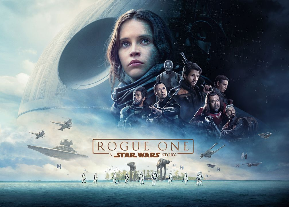 Star Wars: Rogue One - Artwork - Bildquelle: TM & © Lucasfilm Ltd.