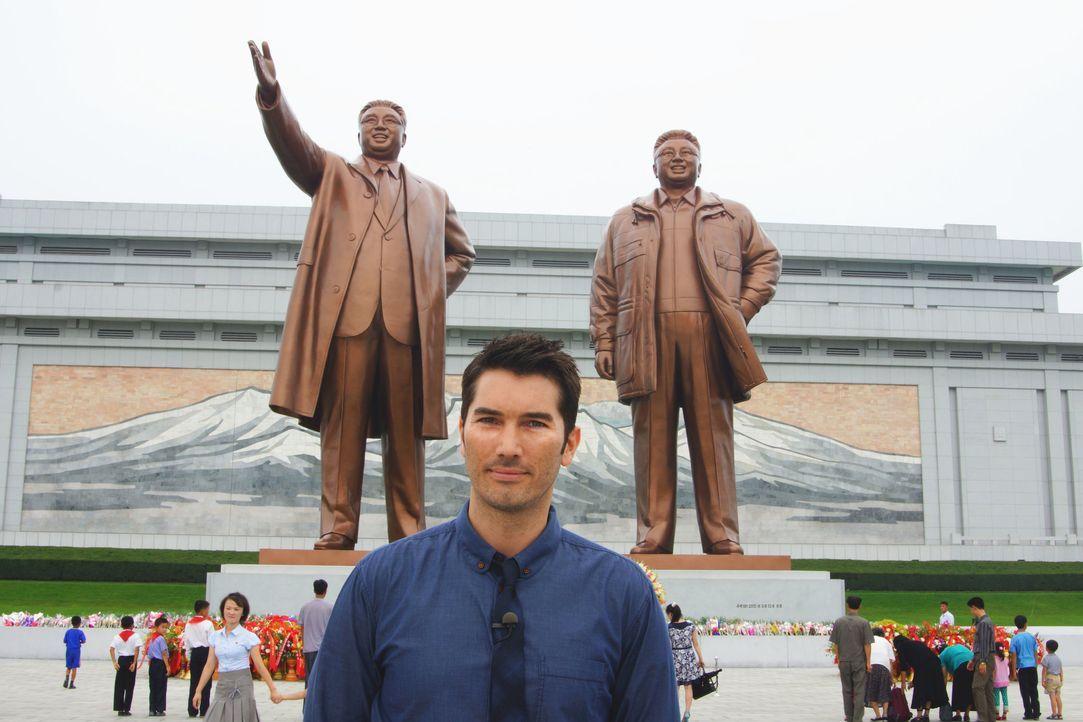Nordkorea - Bildquelle: ProSieben