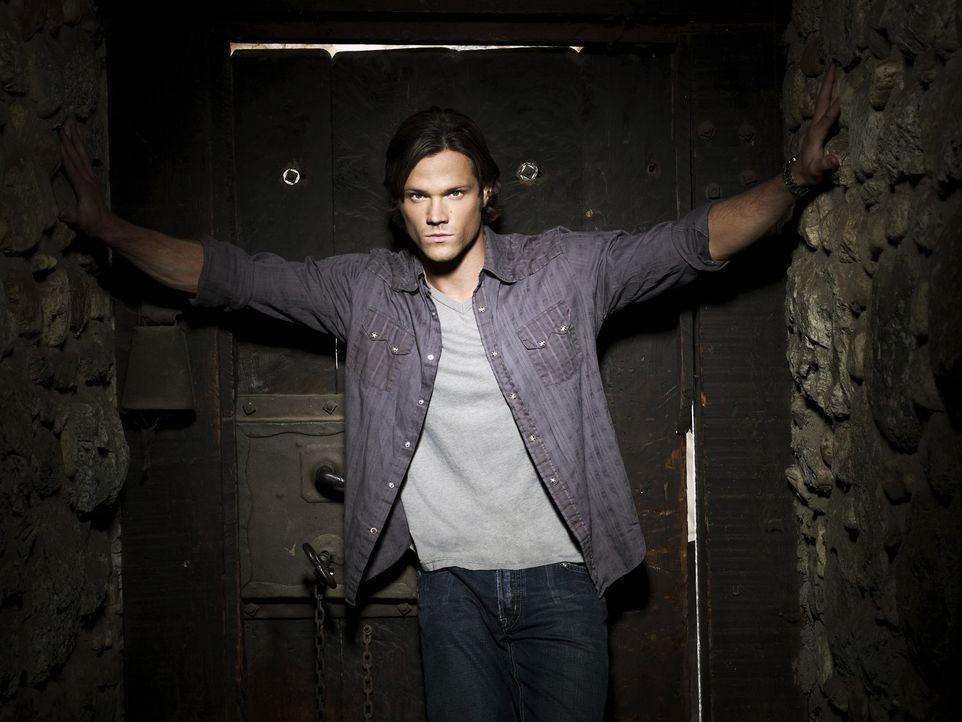 (5. Staffel) - Geht erneut auf die Suche nach Übernatürlichem: Sam (Jared Padalecki) ... - Bildquelle: Warner Bros. Television