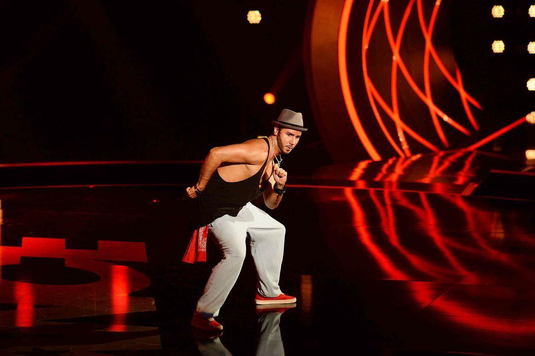 Got-To-Dance-Stiven-Kukovec-02-SAT1-ProSieben-Willi-Weber - Bildquelle: SAT.1/ProSieben/Willi Weber