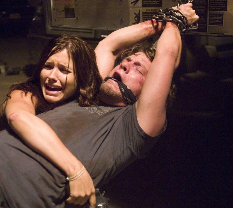 Als die Studenten Grace (Sophia Bush, l.) und Jim (Zachary Knighton, r.) beschließen, zum Spring Break an den Lake Havasu zu fahren, ahnen sie nich...