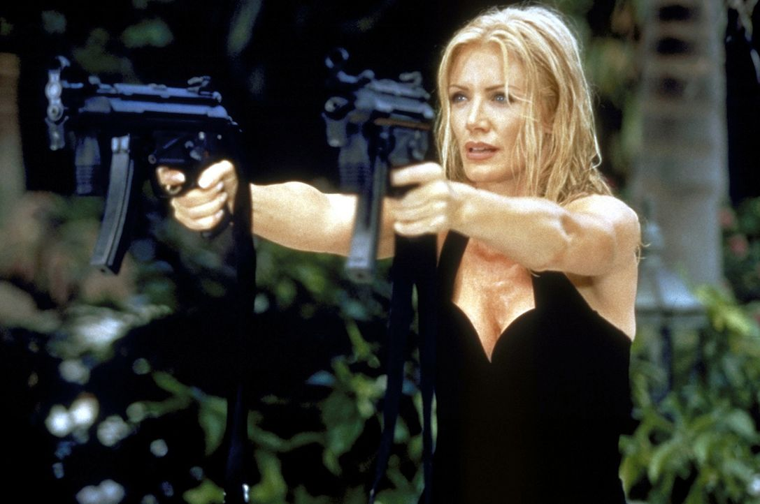 Wird gerne unterschätzt: Hunter Wiley (Shannon Tweed)! - Bildquelle: Alliance Entertainment