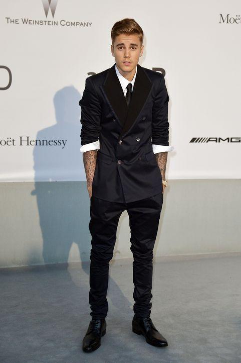 Cannes-Filmfestival-Justin-Bieber-140522-3-AFP - Bildquelle: AFP