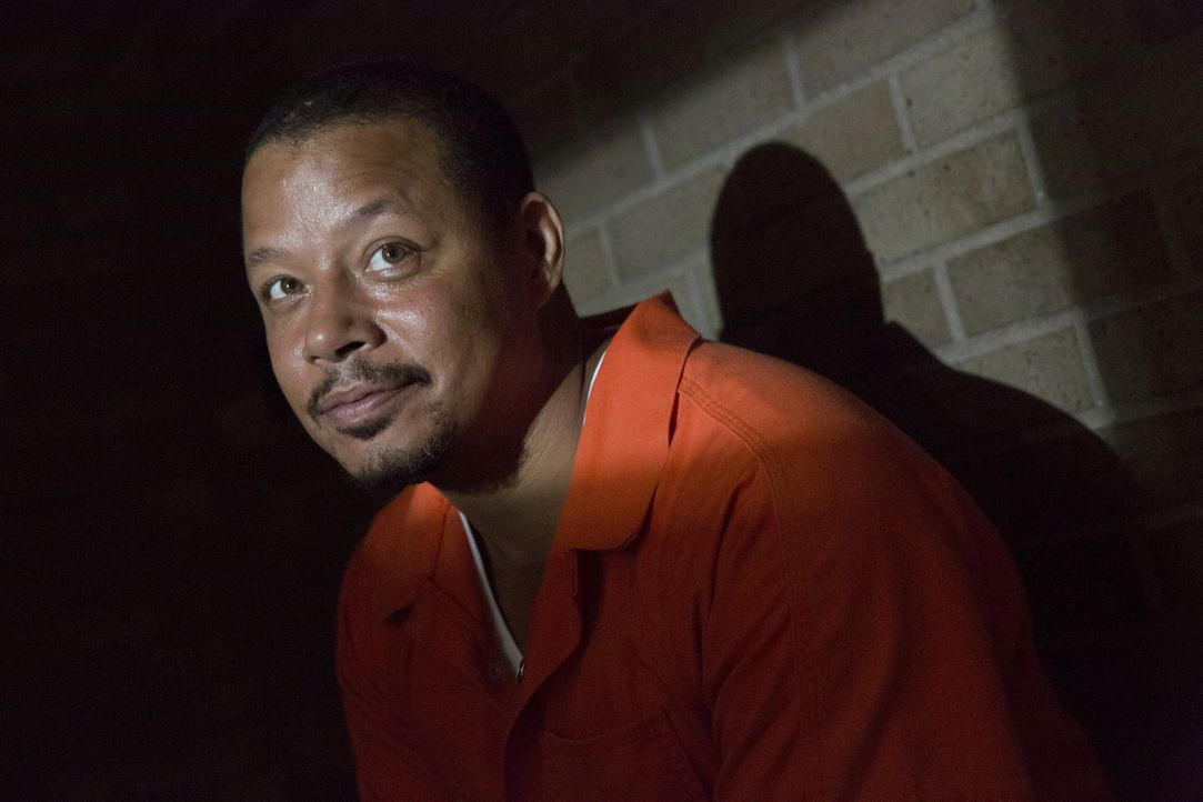 Lucious (Terrence Howard) hat im Knast mit den schmutzigen Methoden der Staatsanwältin Roxanne Ford zu kämpfen. Doch Lucious wär nicht Lucious, wenn... - Bildquelle: 2015-2016 Fox and its related entities.  All rights reserved.